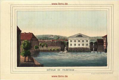 Parchim, Mühle