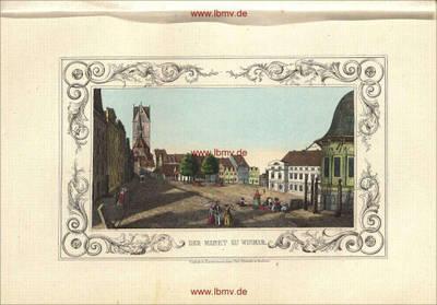 Wismar, Markt