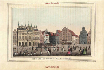 Rostock, Neuer Markt