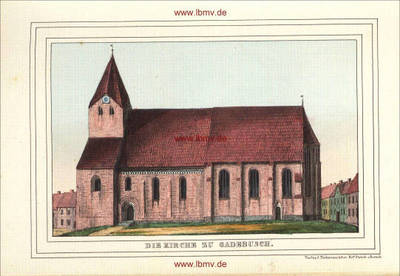 Gadebusch, Stadtkirche