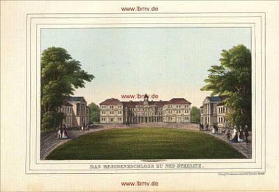 Neustrelitz, Schloss