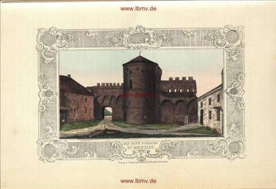Neustadt-Glewe, altes Schloss
