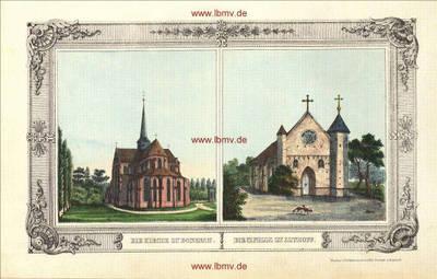 Doberan, Münster; Althof, Kapelle