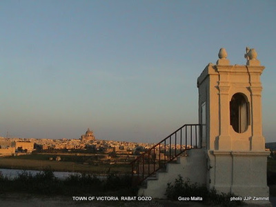 Town Of Victoria Gozo