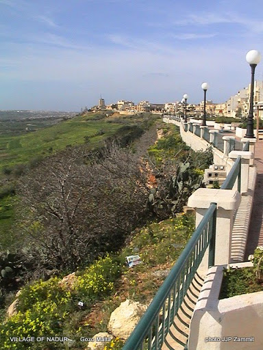 Village of Nadur Gozo