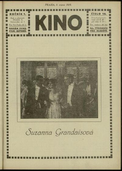 Kino 18/1919