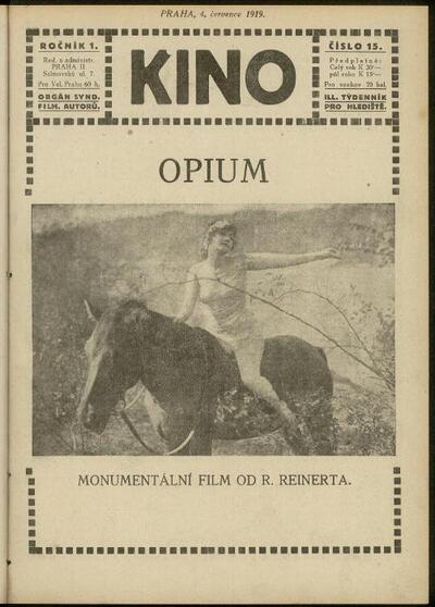 Kino 15/1919