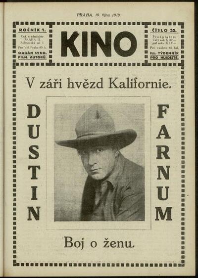 Kino 25/1919