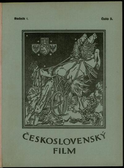 Československý film 3/1919
