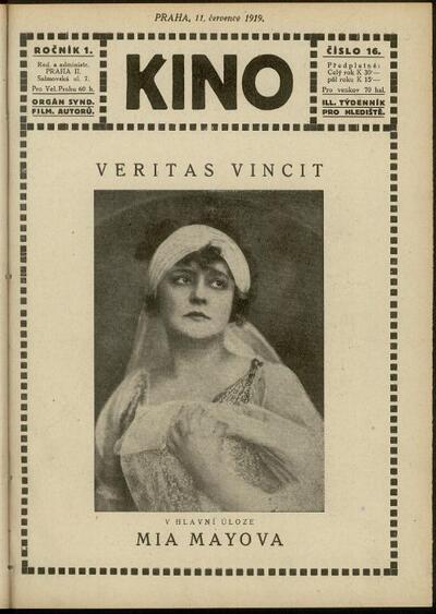 Kino 16/1919
