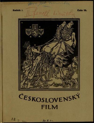 Československý film 13/1919