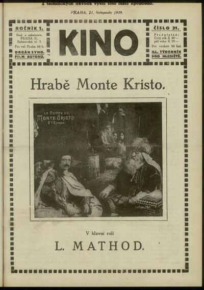 Kino 31/1919