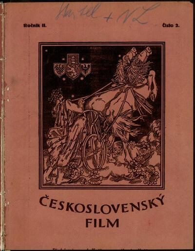 Československý film 2/1920