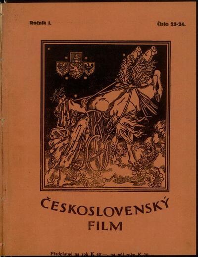 Československý film 23-24/1919