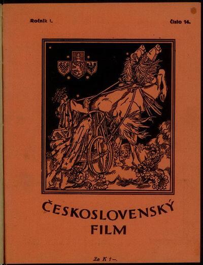 Československý film 14/1919