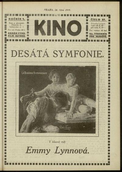 Kino 27/1919