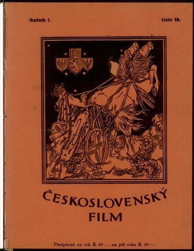 Československý film 18/1919