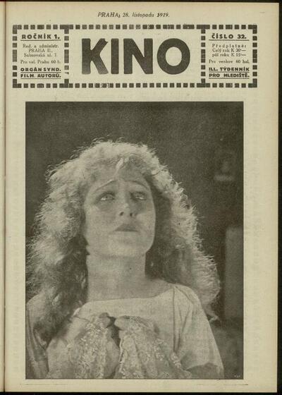 Kino 32/1919