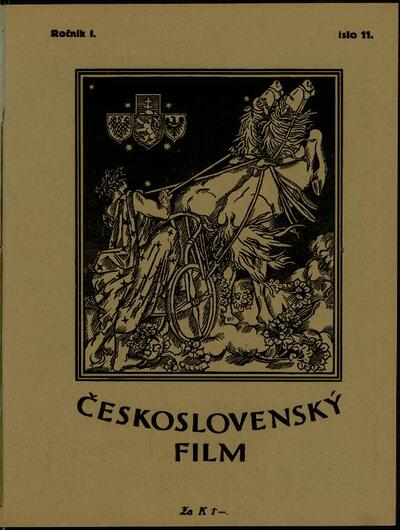 Československý film 11/1919