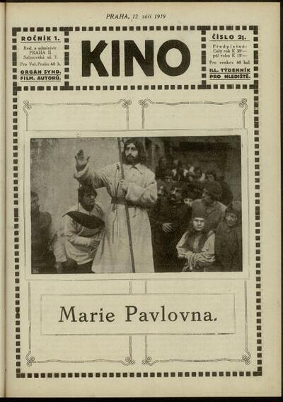 Kino 21/1919