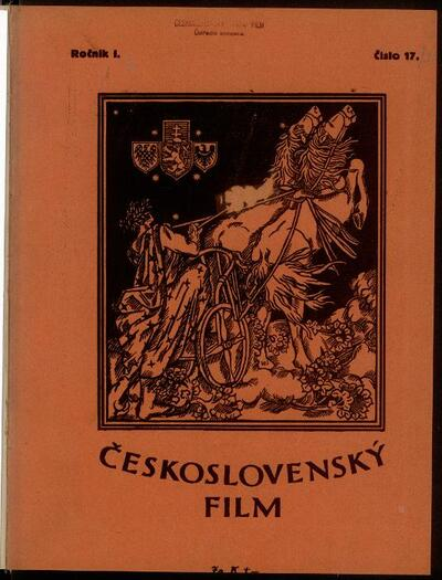 Československý film 17/1919