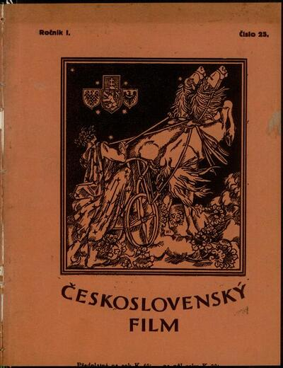 Československý film 25/1919