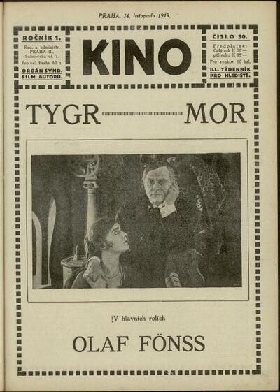 Kino 30/1919