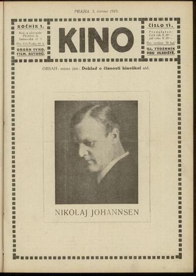Kino 11/1919