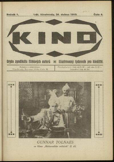 Kino 6/1919