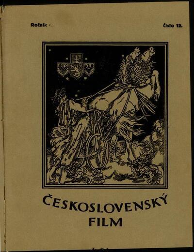 Československý film 12/1919