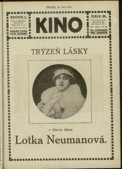 Kino 23/1919