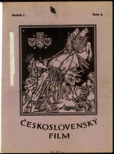 Československý film 2/1919