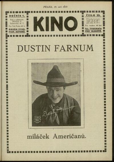 Kino 22/1919
