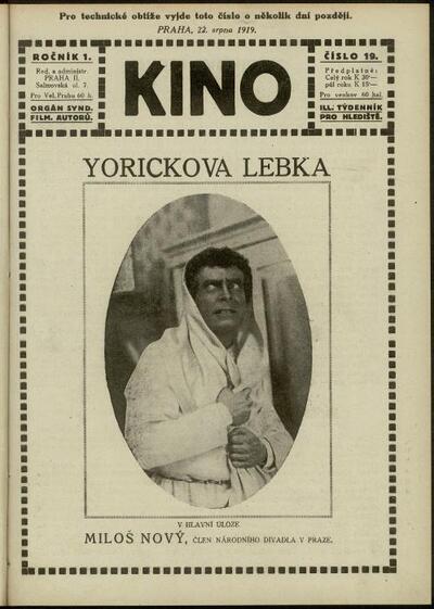 Kino 19/1919