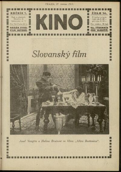 Kino 14/1919