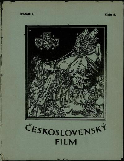 Československý film 8/1919