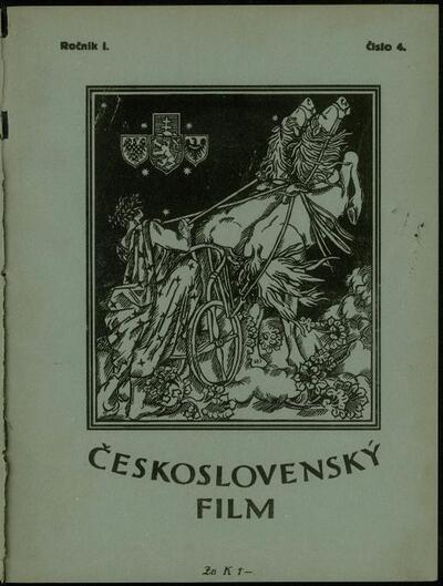 Československý film 4/1919