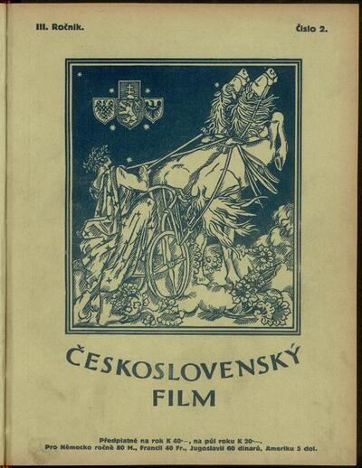 Československý film 2/1921