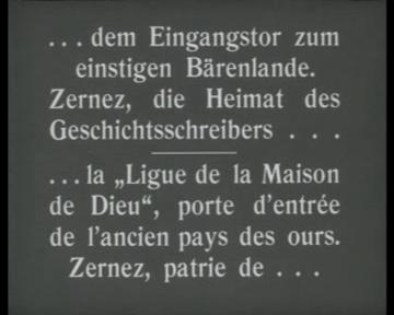 [Gründung des Nationalparkes Graubünden]
