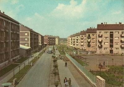 Pécs - Új város részlet