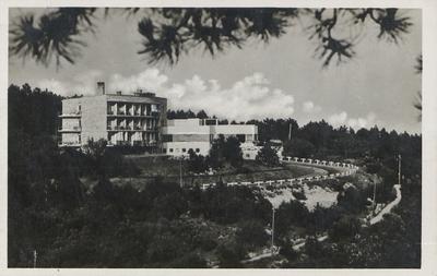 Mecseki üdülőszálló 1942-ben