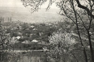 Pécs - Látkép