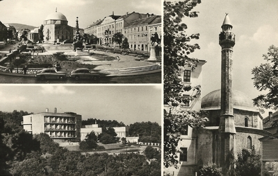 Üdvözlet Pécsről