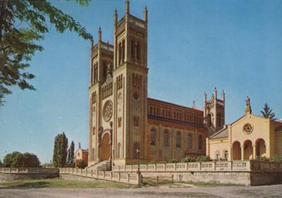 Fót, római-katolikus templom