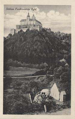 Schloss Forchtenstein, Burgenland