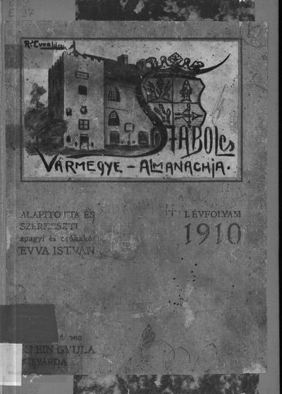 Szabolcsvármegye Almanachja 1910.