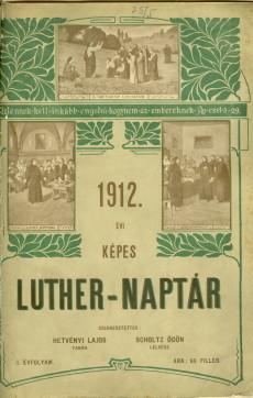 Luther-Naptár 1912