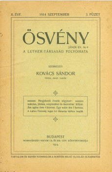 Ösvény 1914 (szeptember)