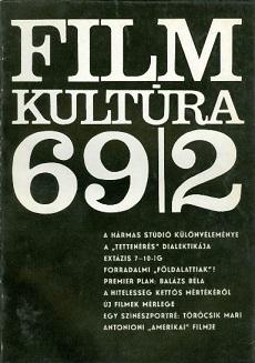 Filmkultúra 1969/2. szám