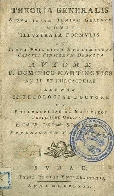 Theoria generalis aequationum omnium graduum novis illustrata formulis ac juxta principia